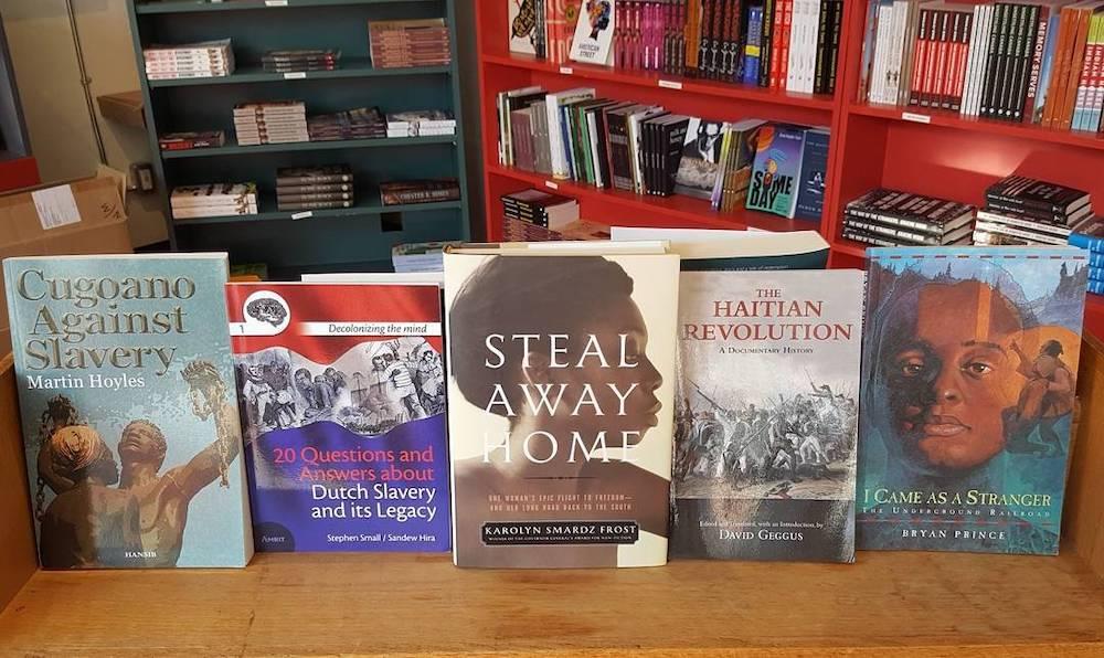 Black history books
