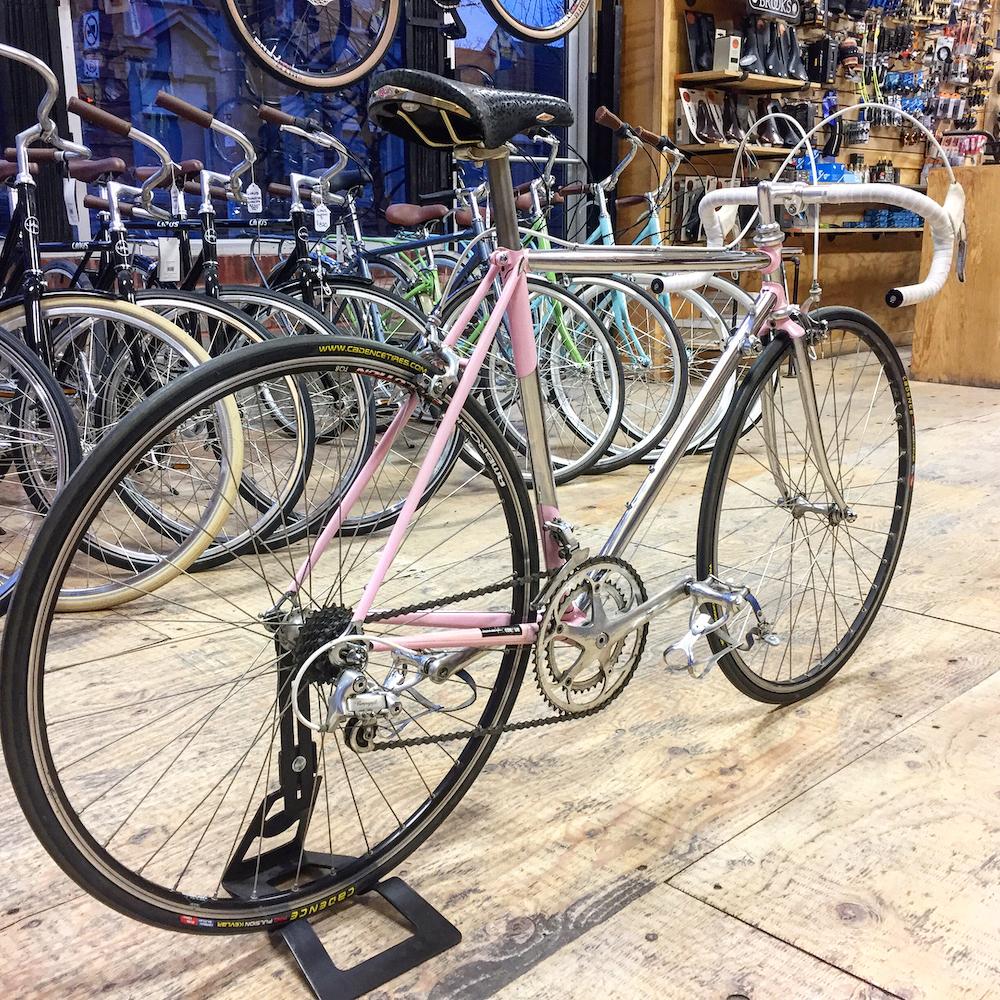 Brockton Cyclery bike shop