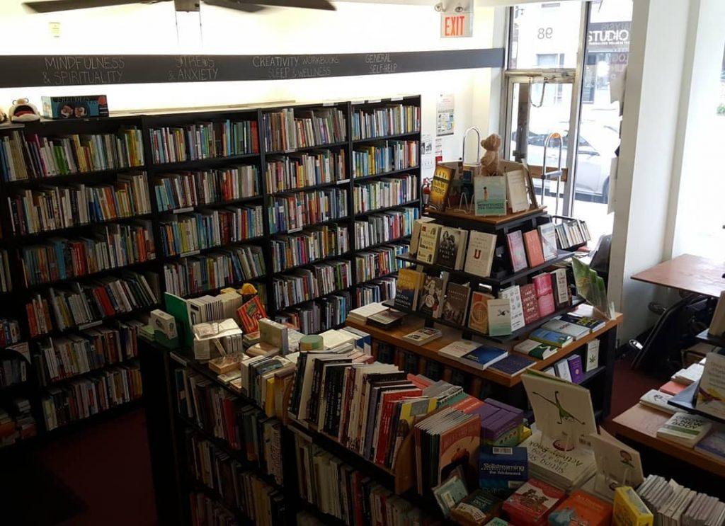 Caversham Booksellers Stacks