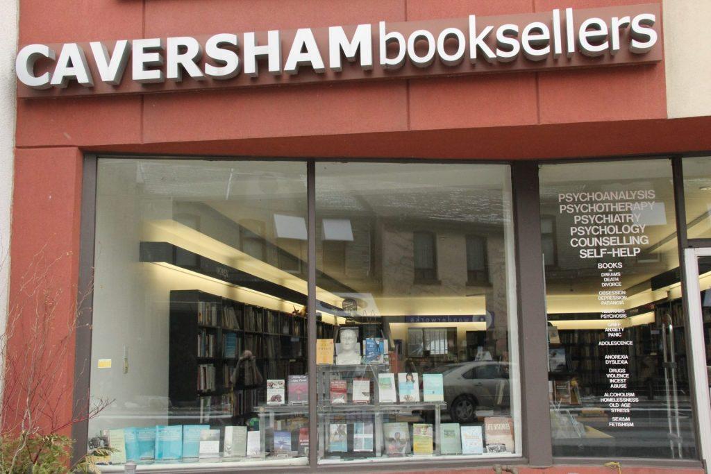 Caversham Booksellers Storefront