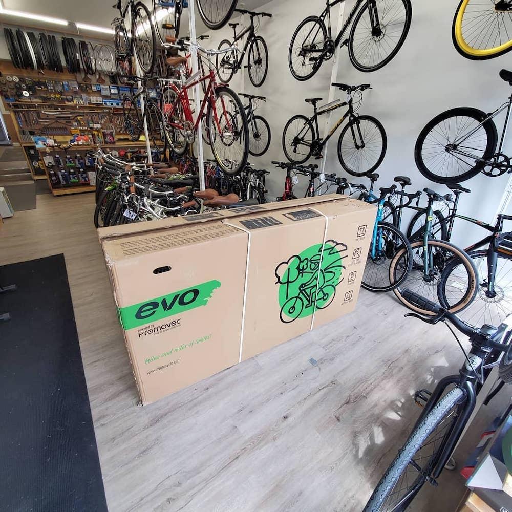Metro CycleTO bike shop