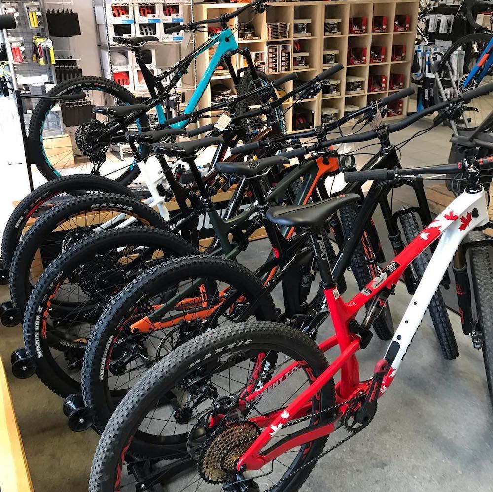 bateman's bikes