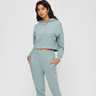 Our Top Pick—Xavier Crop Hoodie Sweatshirt