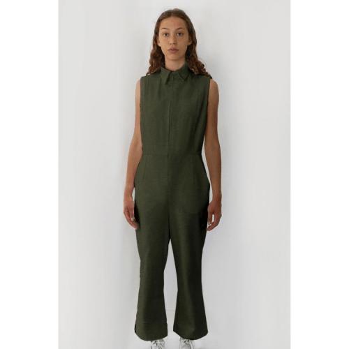 Our Top Pick: Pretty Denim Jumpsuit