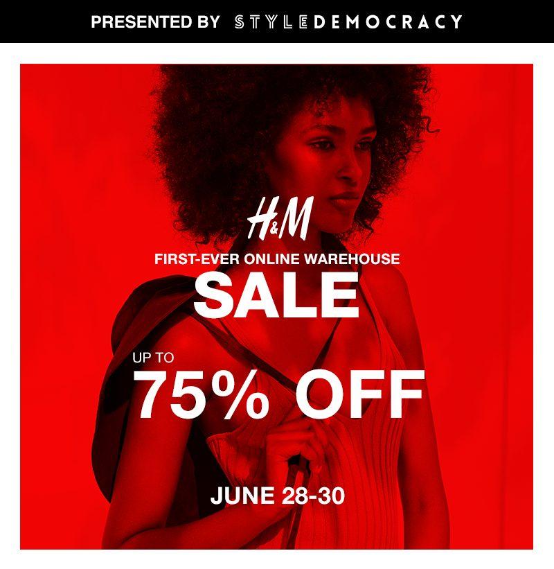 H&M Online Warehouse Sale